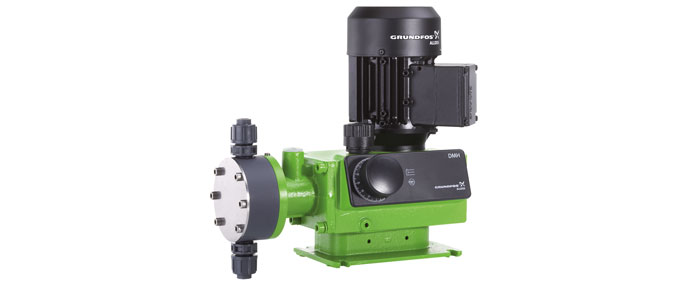 Dosing Pumps-DMH Series