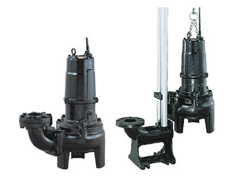 Tsurumi Pumps with Channel Impeller BZ