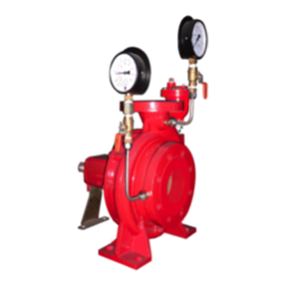 Ebara End Suction Fire Fighting Pump ( UL/FM List) Compliance to NFPA 20 FSPA