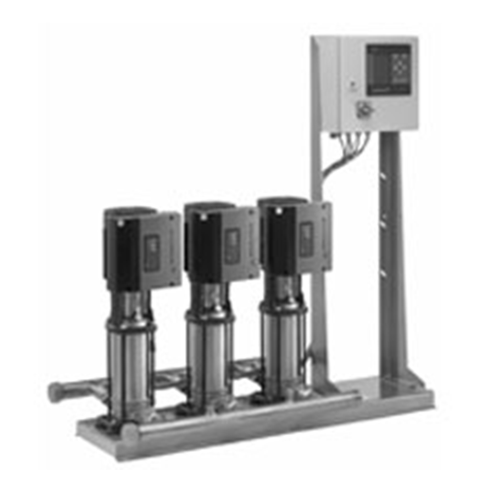 Grundfos Booster System HYDRO MPC
