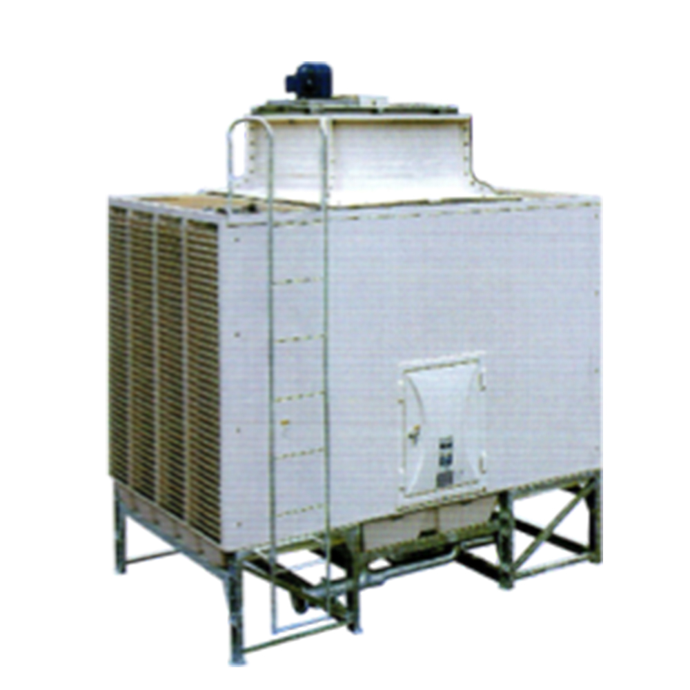 Ebara Closed Circuit Cross Flow Square Type Cooling Tower MXC-U SERIES