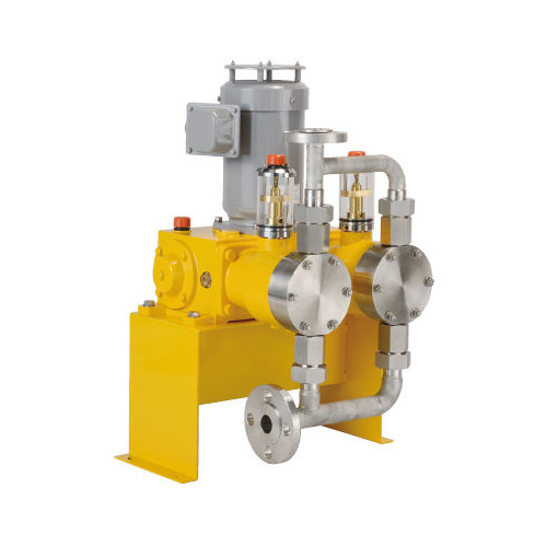 Smoothflow Pump Tacmina PL (Hydraulic Type)