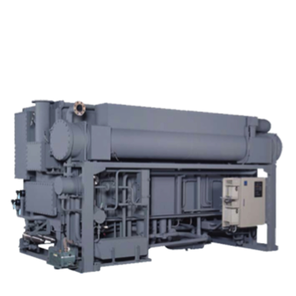 Ebara Steam Driven, Double Effect Type Absorption Chiller REW / RGWA SERIES