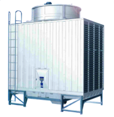 Ebara Open Circuit Cross Flow Square Type Cooling Tower SNC-U SERIES