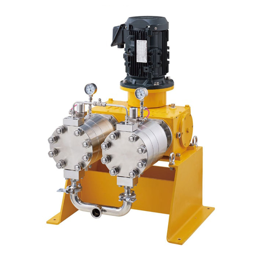Tacmina Smoothflow Pumps Hight Pressure