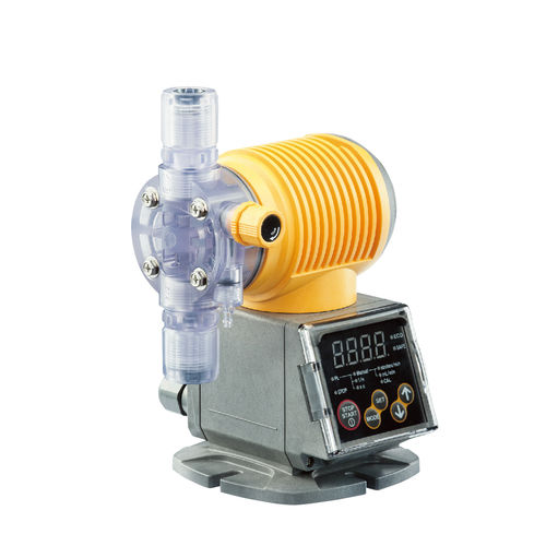 Tacmina Solenoid-Driven Metering Pumps PW