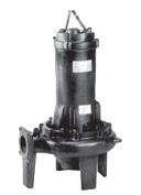 Ebora Submersible Sewage Pump (Single Channel Impeller) DML