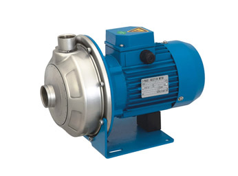 Tsurumi Horizontal Stainless Steel Single-Stage Pumps TSM (50Hz)