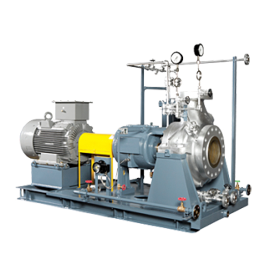 Ebara End Suction Process Pump, API 610 UCW