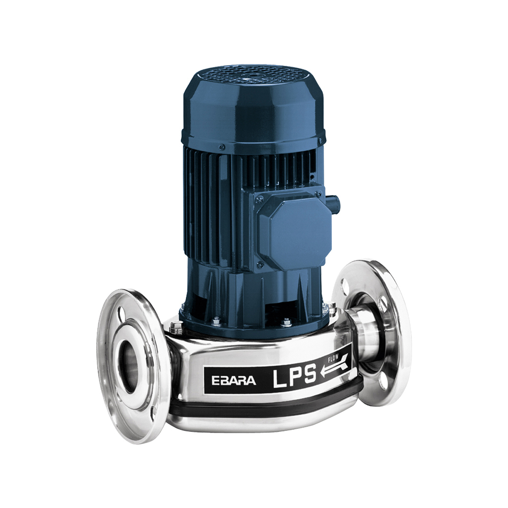 Ebara In Line Centrifugal Pump in AISI 304 LPS
